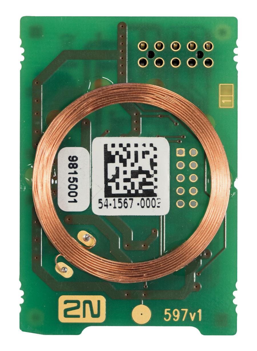 125kHz RFID.Modul für IP Base
