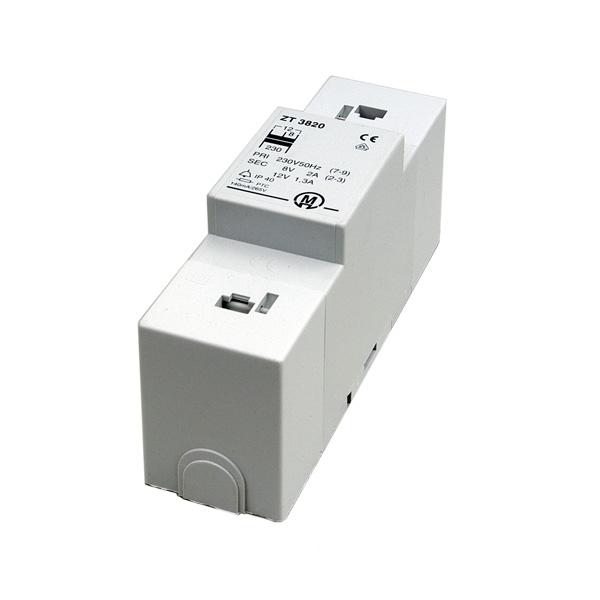 12V Wechselspannung Klingeltrafo für Türsprechanlagen und Türöffner