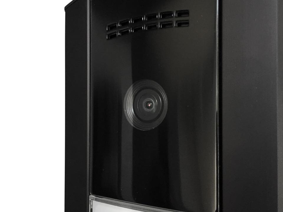 ip videot rsprechstelle 2n entrycom ip base. Black Bedroom Furniture Sets. Home Design Ideas