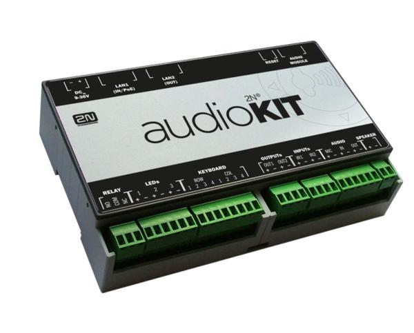 2N EntryCom IP Auidio Kit
